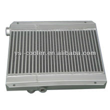 Schraubenkompressor Wärmetauscher