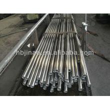 Бесшовные стальные трубы DIN 2319 ST52