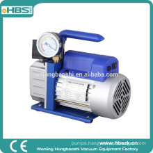 2.5 CFM 1-Stage Lab Vacuum Pump with Gauge
