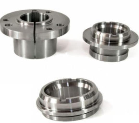 titanium cnc milling parts