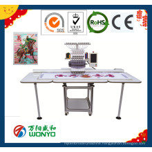 Wonyo Large Long Big Embroidery Area Single Head Embroidery Machine Wy1201cl