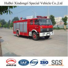 8ton Dongfeng Пена и водохранилище Тип Пожарная машина Грузовик Euro 4