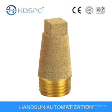 Hochwertige Messing pneumatische Schalldämpfer