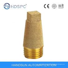 Silencieux pneumatiques de haute qualité en laiton
