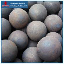 Bola de aço para laminação a quente de mina de cobre