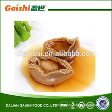 Dalian seaside canned Abalone factory price