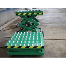 Plataforma de elevación hidráulica tipo bola