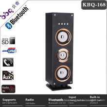 Active Model KBQ-168 battery 3000mAh 25W bluetooth speaker waterproof with Blue LED