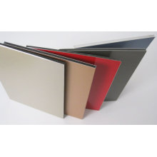 Materiais de construção Painel composto de alumínio