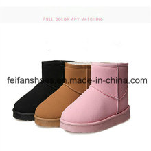 Hot Style Waterproof Non-Slip Snow Boots with Good Quality