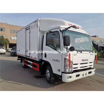 Qingling isuzu KV600 refrigerated vehicle