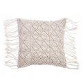 decorative throw pillows with tassels