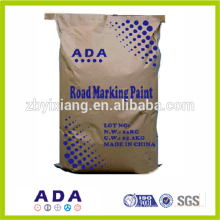raw materials for road marking paint