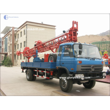 GL-III truck mounted drilling water rig