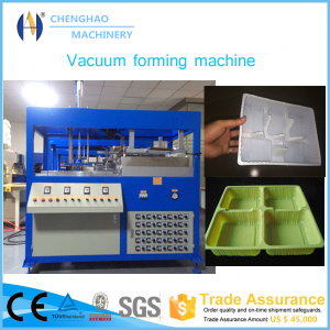 Small Blister Vacuum Forming Machine