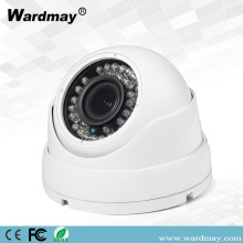 H.265 4.0MP Video Surveillance IR Dome IP Camera
