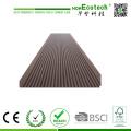 Wood Plastic Composite Decking Floor für Veranda und Patio