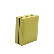Custom Cardboard Velvet Necklace Box Gift Box Jewelry Box