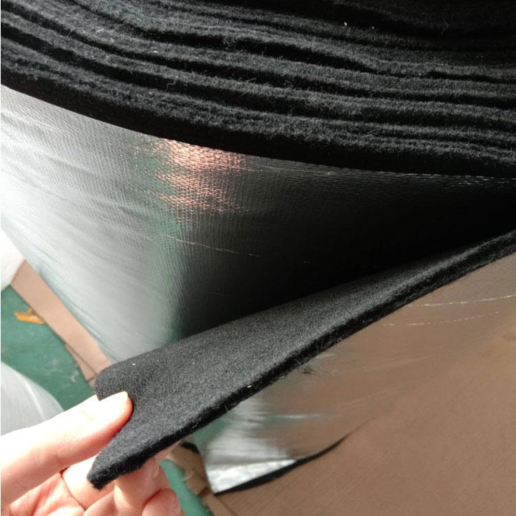 Pre Oxidized Aluminum Foil Fireproof Cotton 3