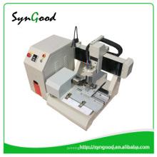 Machine de gravure en métal SG4040 collecteur de poussière pour routeur cnc