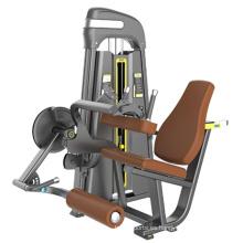 Gimnasio equipo gimnasio equipo comercial sentado flexiones de piernas para musculación