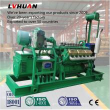 Generador de gas de 600 kilovatios, proveedor de biomasa de China en venta