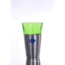 Tasse de vide de bière en acier inoxydable de haute qualité SVC-400pj