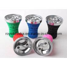 Завод продает хорошее качество портативный силиконовые чаши для кальяна