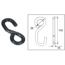 Ratceht Tie Down Strap, Lashing Strap Accessories 25mm X 1500kg S-Hook