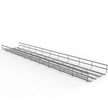 Galvanized Steel Wire Mesh Basket Cable Tray
