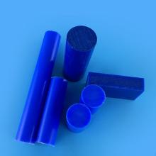 High Quality Casting Monomer Blue Nylon MC Rod