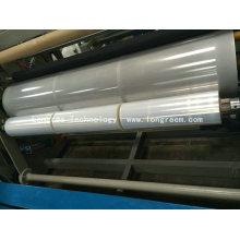 Línea de producción plástica de la película elástica de LLDPE, máquina de la película elástica del PE