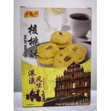 Comida de galletas de nueces Shanyingtai
