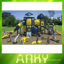 2015 matériel d'aire de jeux pour enfants transformés extérieurs