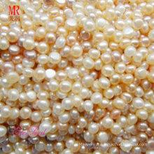 Perles à perles d'eau douce rondes à 7-8mm