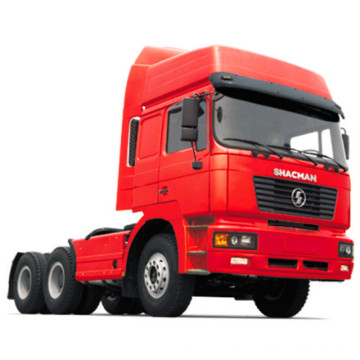 Bekannter 290HP Shacman 6X4 Traktor zum Verkauf