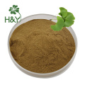 Extract 50:1 capsules ginkgo biloba leaf extract