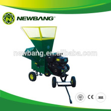 13HP Tow-Behind Chipper Shredder