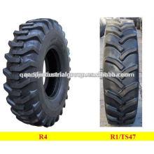 pneu agrícola e pneu de trator 16.9-28, para o mercado do Sudão, feito na China