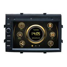 7 pouces HD lecteur gps de voiture pour Chevrolet Cobalt avec GPS / Bluetooth / Radio / SWC / Internet virtuel 6CD / 3G / ATV / iPod / DVR