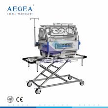 AG-011A Krankenhaus Neugeborenen Pflege Ausrüstung tragbaren Inkubator