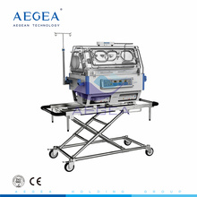 AG-011A hospital newborn care equipment portable baby incubator