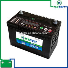 12V180AH lead acid car battery and truck battery cover
