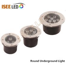 9W DMX LED Underground Lamp For Park Lighting
