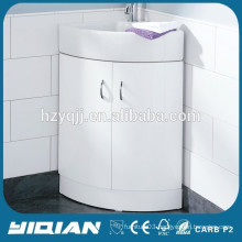 Modern Bathroom Cabinet High Gloss Lacquer Corner Cabinet Bath Basin Sink Cabinet MDF Toilet Corner Cabinet