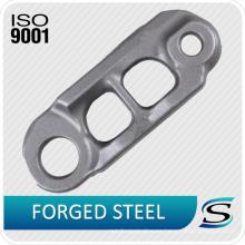 Cadena de la pista de la niveladora del excavador de la calidad del ISO para las piezas de la niveladora