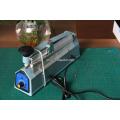 Máquina manual da selagem do aferidor da mão do alimento dos sacos de plástico