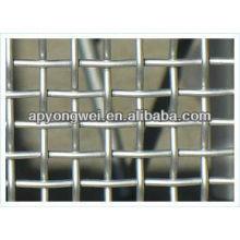 Hdpe tejido malla de plástico / malla de alambre tejido
