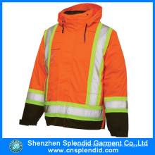 Wholesale Clothing High Visiblity Reflective Jacket for Men