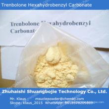 Carbonate de Trenbolone Hexahydrobenzyl à la perte de graisse de SIDA 23454-33-3